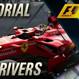 F1 2017 Edit F1 Drivers Tutorial