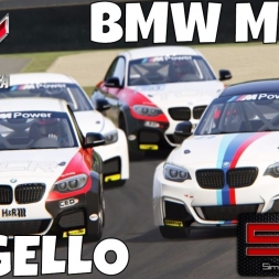 Assetto Corsa BMW M235I at Mugello - Sim Racing System Race