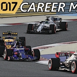 F1 2017 Career Mode Part 3: Sim Damage Issues!