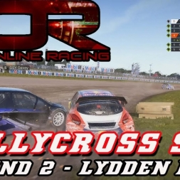 CHEERS LAG! - AOR RALLYCROSS S2 -  ROUND 2 - LYDDEN HILL