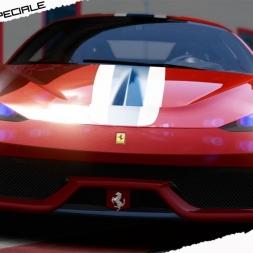 ASSETTO CORSA Ferrari 458 speciale
