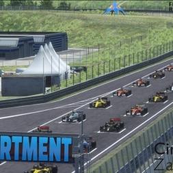rF2 | RaceDepartment @ Zandvoort Edited Race I Formula Renault 3 5 | xDevildog