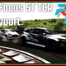 Rfactor 2 - Ford Focus ST TCR - Zandvoort