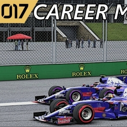 F1 2017 Career Mode Part 4: Such An Unnecessary Penalty!!!