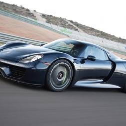 Assetto Online: Porsche 918 and Lamborghini Aventador SV at SPA!