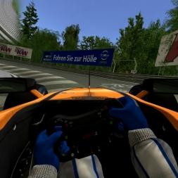 RE [Race 07] - Nordschleife - Formula RaceRoom - 5.31.668 - Logitech G27 - Full HD