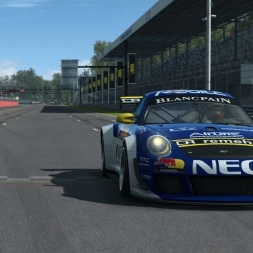 RaceRoom LeaderBoard | RUF GT3 @ Monza + Setup 1:47.1xx