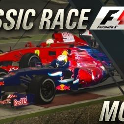 F1 Classic Races | Monza 2008 Grand Prix