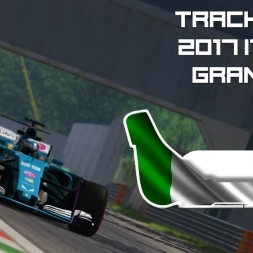 F1 2017 Italian Grand Prix | Virtual Circuit Guide | Monza, Italy | ACFL 2017