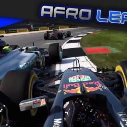 F1 2017 AfRo League Test Race