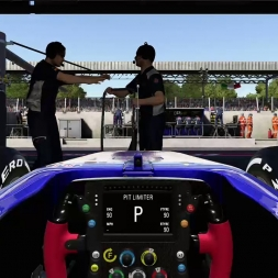 F1 2017 Race Setup & Track Guide: Monza