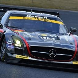rFactor 2 Mercedes SLS GT3 @ Hockenheim
