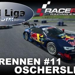 RaceRoom | VTM Liga | DTM 2016 | Testrennen #11 | Oschersleben | Highlights