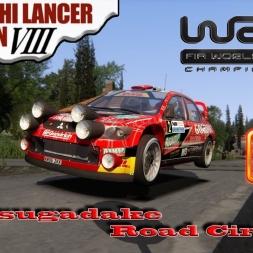 Assetto Corsa 4K * Matsugadake RC * Mitsubishi Lancer EVO VIII WRC [download]