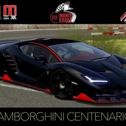 Assetto Corsa * Lamborghini Centenario at Monte Erice [download]