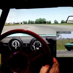 AC - Silverstone 1967 - Lamborghini Miura - Simracerspics.com - online race