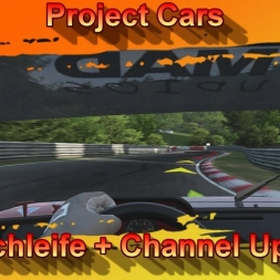 Project Cars - Nordschleife + Channel Update