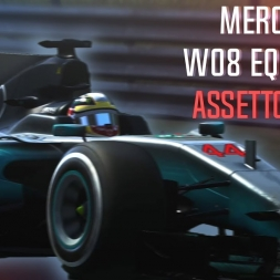 Assetto Crosa   Mercedes W08 EQ Power+ - Monza lap