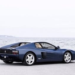 Assetto Mods: Ferrari 512 TR vs Lamborghini Diablo VT at Highlands Long!