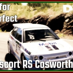 Dirt 4 - Ford Escort RS Cosworth - 08 -  Quest For The Perfect Stage