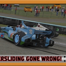 """iRacing: Powersliding Gone Wrong!"" (Verizon IndyCar Series at Watkins Glen International - Boot)"