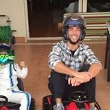 Ricciardo Being Wrecked By Massa