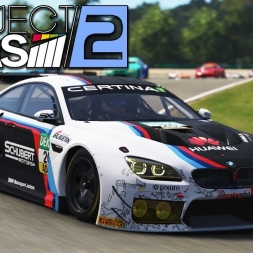 Project CARS 2 - BMW M6 GT3 at Sugo (WIP) (PT-BR)