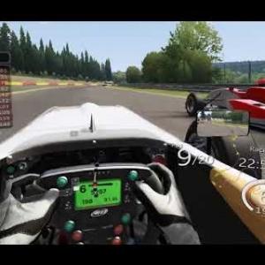 #TeamSeb live 30 Min Spa Formula Abarth @ Racedepartment.com