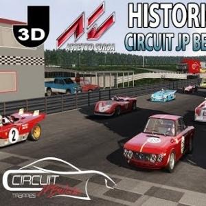 HISTORIC GT : CIRCUIT JP BELTOISE [ASSETTO CORSA]