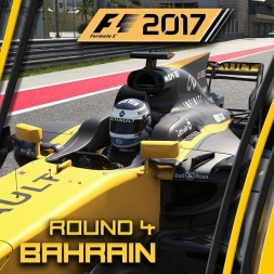 F1 2017 Career Round 3: Bahrain - GEARBOX PROBLEMS!!