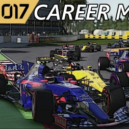 F1 2017 Career Mode Part 7: I Knew I'd Make This Mistake!!!