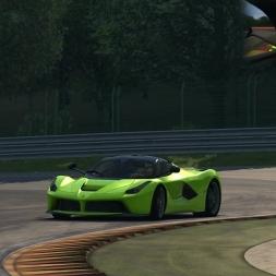 [Assetto Corsa 1.0.2] - 375 Lime LaFerrari - Spa-Francorchamps - 2.22.488 - Logitech G27 - Full HD