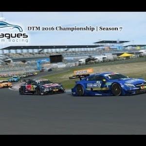 RR Leagues | DTM 2016 Championship | Season 7 | Round 1 - Moscow Raceway FIM
