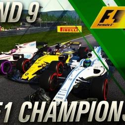 F1 2017 Career Mode Round  Grand PrixF1 2017 Championship Mode | FIA F1 Championship Round 9