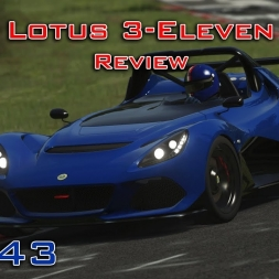 Assetto Corsa Gameplay | Lotus 3-Eleven Review (Ready 2 Race DLC) | Episode 143