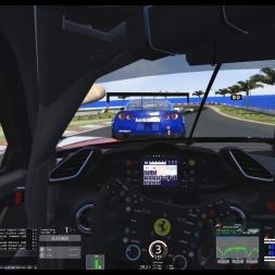 Assetto Corsa MOD 4K GT3 Quick Race @ Reservoir GP