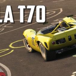 LOLALAND - The Lola T70 is Amazing - Assetto Corsa Oculus Rift gameplay