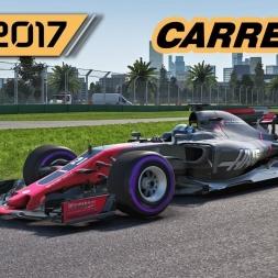 F1 2017 Career - China GP #2 (PT-BR)