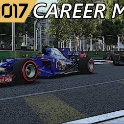 F1 2017 Career Mode Part 8: Well That Weekend Was A Disaster.....