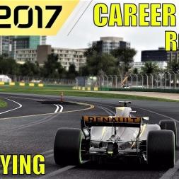 F1 2017 | CAREER ROUND 1 | QUALIFYING