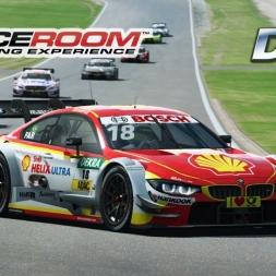 Raceroom - BMW M4 DTM at Nurburgring (PT-BR)