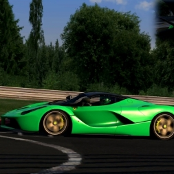 [Assetto Corsa 1.0.2] - Jay Kay LaFerrari - Snoopy Nordschleife - 6.51.625 - Logitech G27 - Full HD