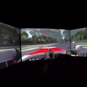 RACEDEPARTMENT  Presto GP - Formula Renault @ Round 1 Monza