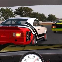 Dusty and Dusky - Opala Stock Car 86 at Curvelo A (Automobilista)