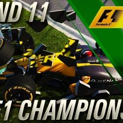 F1 2017 | FIA F1 Championship Hungary