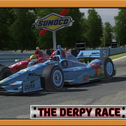 """iRacing: The Derpy Race"" (Verizon IndyCar Series at Watkins Glen International - Boot)"