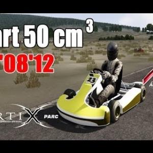 Kart 50 cm3 - Kartix Parc [assetto corsa]