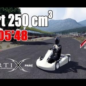 Kart 250 cm3 - Kartix Parc [assetto corsa]