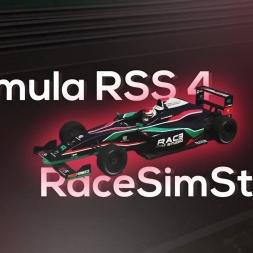 Assetto Crosa | Formula RSS 4 - Zandvoort lap