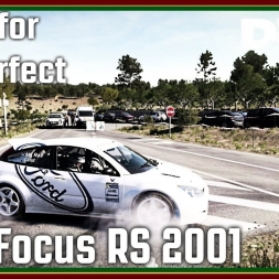 Dirt 4 - Ford Focus RS Rally 2001 - 10 -  Quest For The Perfect Stage